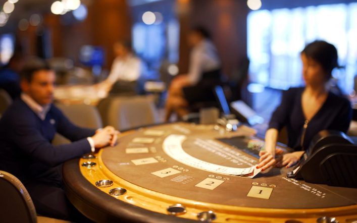 Casino gambling influences your life game