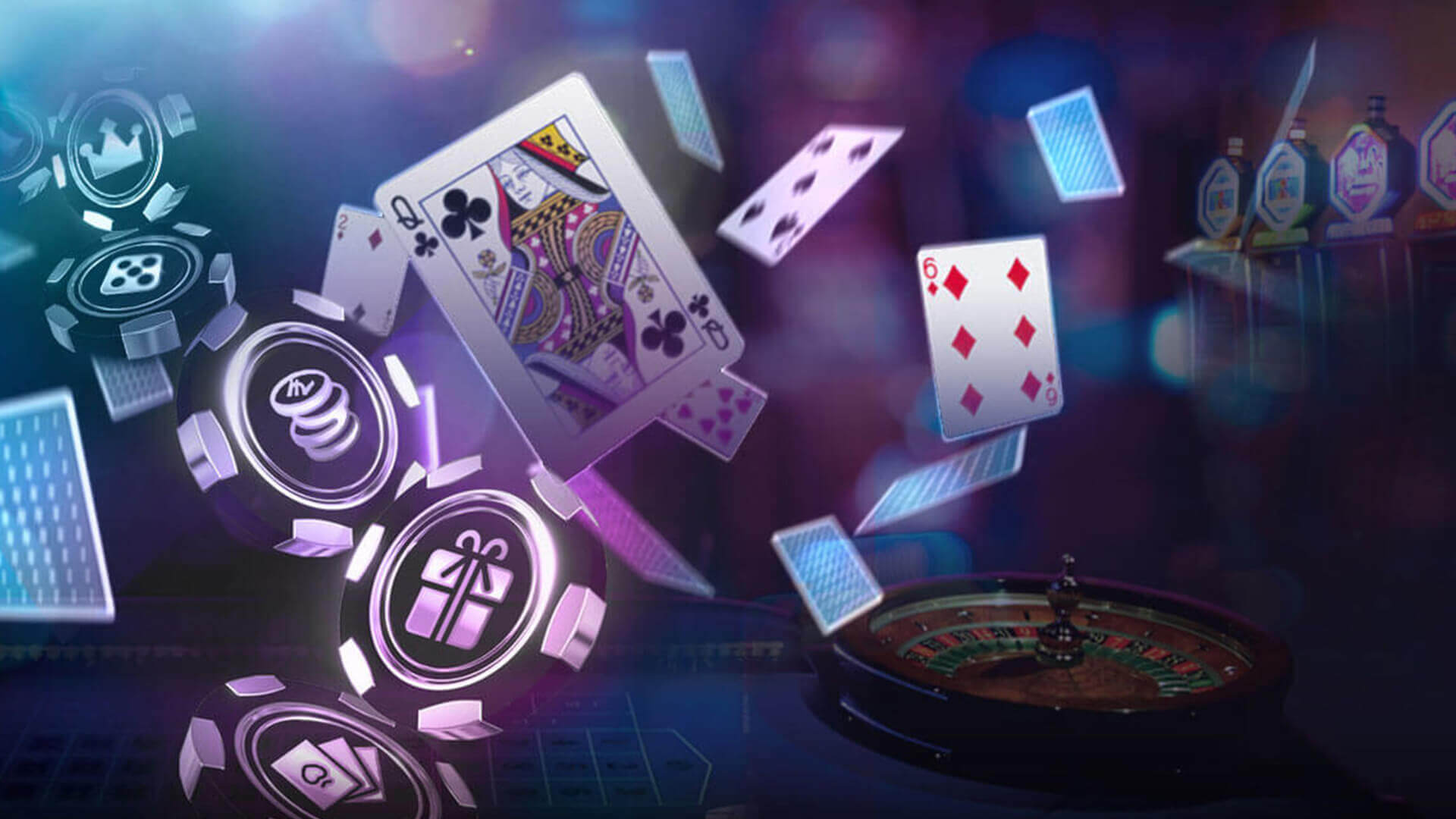 The Exciting Games Online – Online Gambling