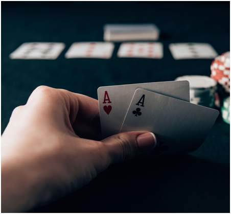 When to step away from the poker table