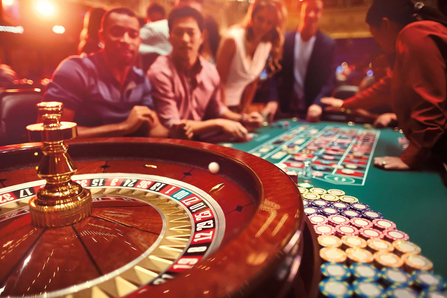 A Provocative Online Casino Works Only