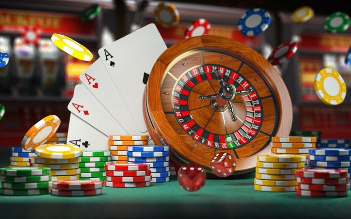 The Key Life Of Online Casino